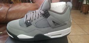 Photo Air Jordan retro 4 size 8