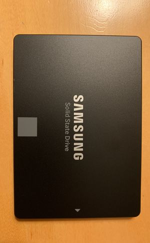 """Samsung Solid State Drive SSD 500 GB, 2.5"""" SATa for Desktop, Laptop for Sale in San Diego, CA"""