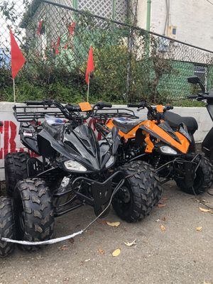 NEW!! 125cc ATVs for sale!! for Sale in NO BRENTWOOD, MD
