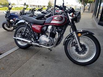 2020 KAWASAKI EJ800 / W800 ABS  Clean Title Motorcycle 468 Miles Thumbnail