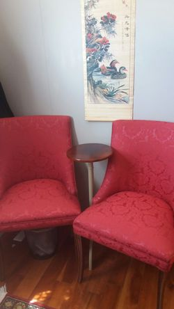 Red Chairs Thumbnail