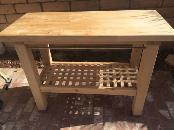 IKEA Groland Kitchen Island for Sale in Marina del Rey, CA ...