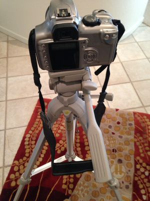 Canon eos rebel 2-lenses & Sunpack 5800D tripod w/ 4mounts for Sale in Scottsdale, AZ