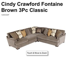 Fontaine Cindy Crawford 3 Piece