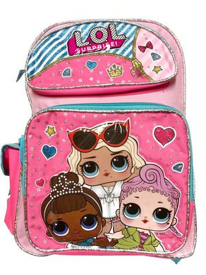 NEW L.O.L Regular Size Backpack $18 for Sale in Torrance, CA