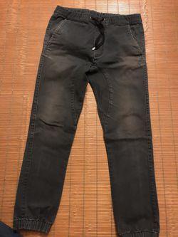 Black 30x30 Men's Pants Thumbnail