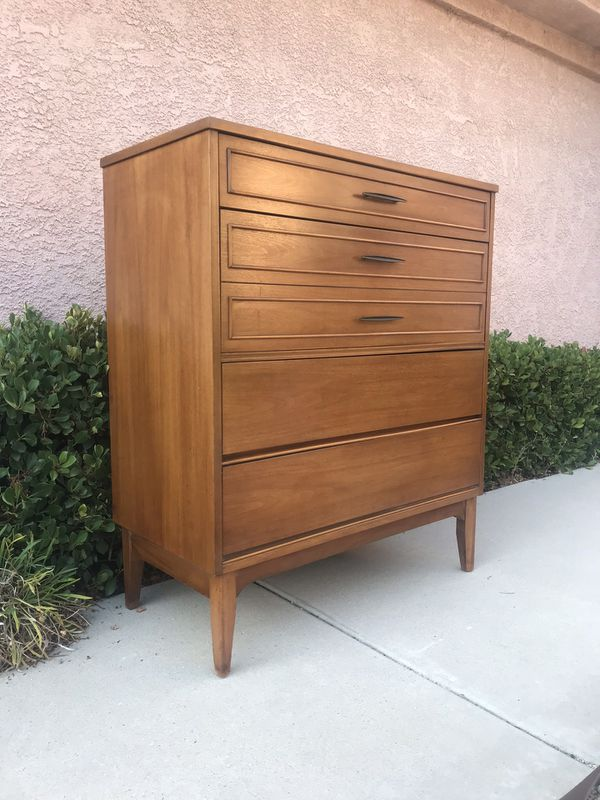 5 Pc Wicker Patio Set, Mid Century Modern Dixie Dresser For Sale In Los Angeles Ca Offerup