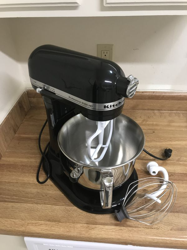 Kitchenaid Professional 6000 Hd Stand Mixer For Sale In Spring Tx