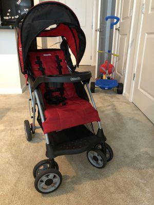 Red cloud Kolcraft stroller for Sale in North Bethesda, MD