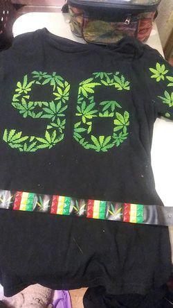 MJ T-Shirt and Belt Thumbnail
