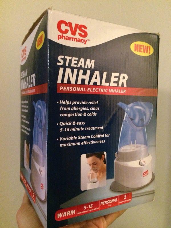 cvs steam inhaler for sale in melrose ma offerup