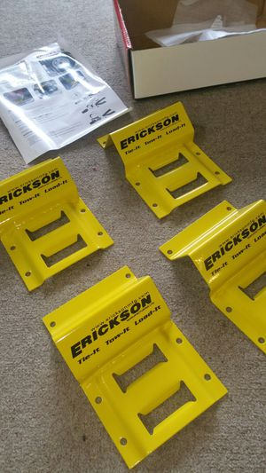Wheel chock bran new never used. for Sale in Westland, MI