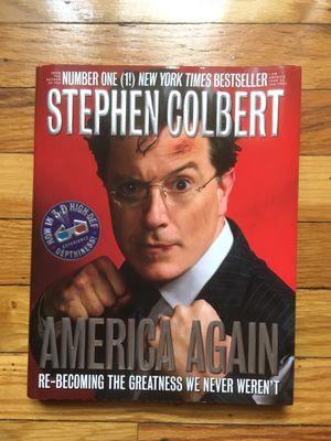 Stephen Colbert America Again for Sale in Philadelphia, PA