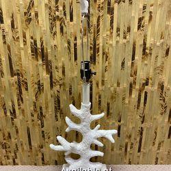 White Coral Lamp Thumbnail