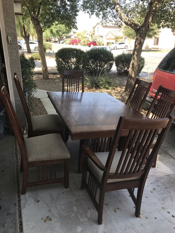 Huge Dining Table And Chairs For Sale In Queen Creek AZ OfferUp - Huge dining table for sale