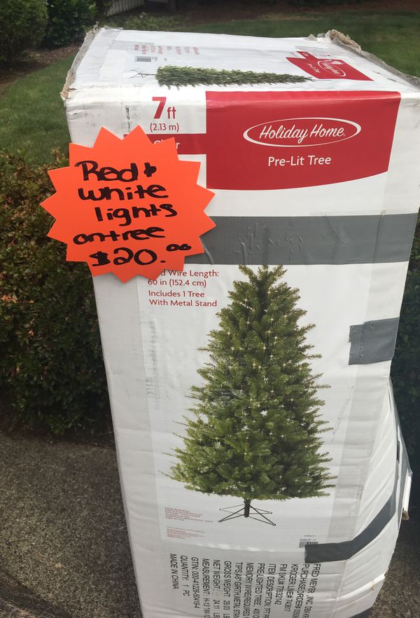 20 - Fred Meyer Christmas Trees