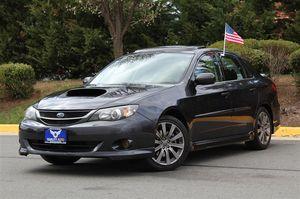 2010 Subaru Impreza Sedan WRX for Sale in Sterling, VA