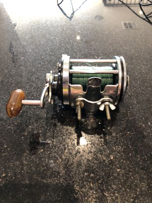PENN SQUIDDER NO.140. FISHING REEL MADE IN USA for Sale in Los Angeles, CA