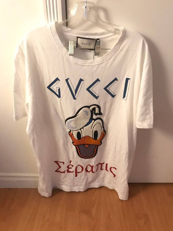 d2127a03699 Gucci Donald Duck T Shirt for Sale in Atlanta