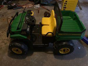 Photo Kids Power Wheels (XUV 550) 12v John Deere