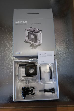 GoPro Hero 5 and 6 Super Suit (Waterproof Housing) for Sale in Germantown, MD