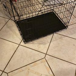 Small to Medium Dog crate Thumbnail