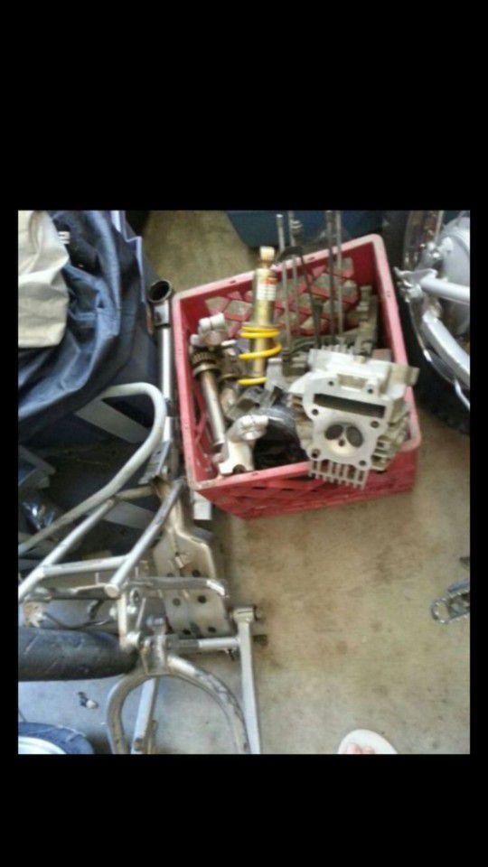 Klx110/drz110 misc parts