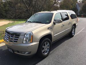 2007 Cadillac Escalade ESV for Sale in Annandale, VA