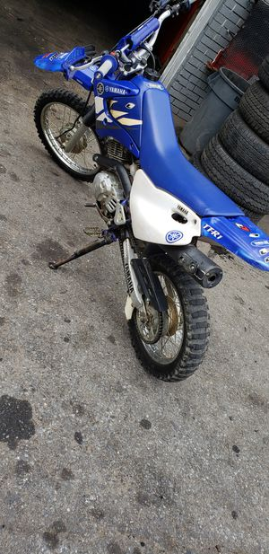 2003 Yamaha 125 TTR dirt bike for Sale in FAIRMOUNT HGT, MD