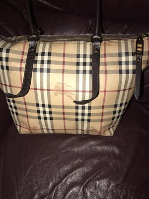 Photo Burberry purse and wallet