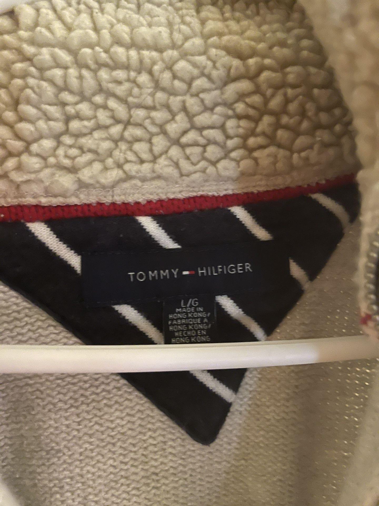Tommy Hilfigure Fleace Sweater