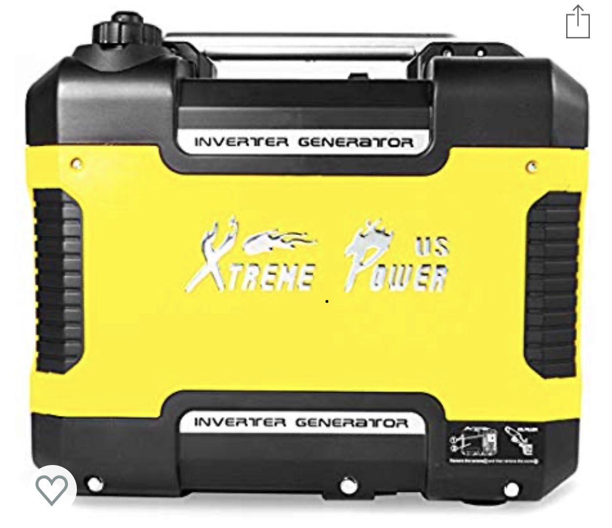 2000 watt Inverter Generator New In Stock