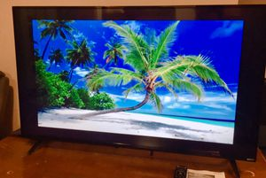 """Excellent Mint VIZIO 4K smart LED TV ultra HD 55"""" clear cristal picture 2160p for Sale in MONTGOMRY VLG, MD"""