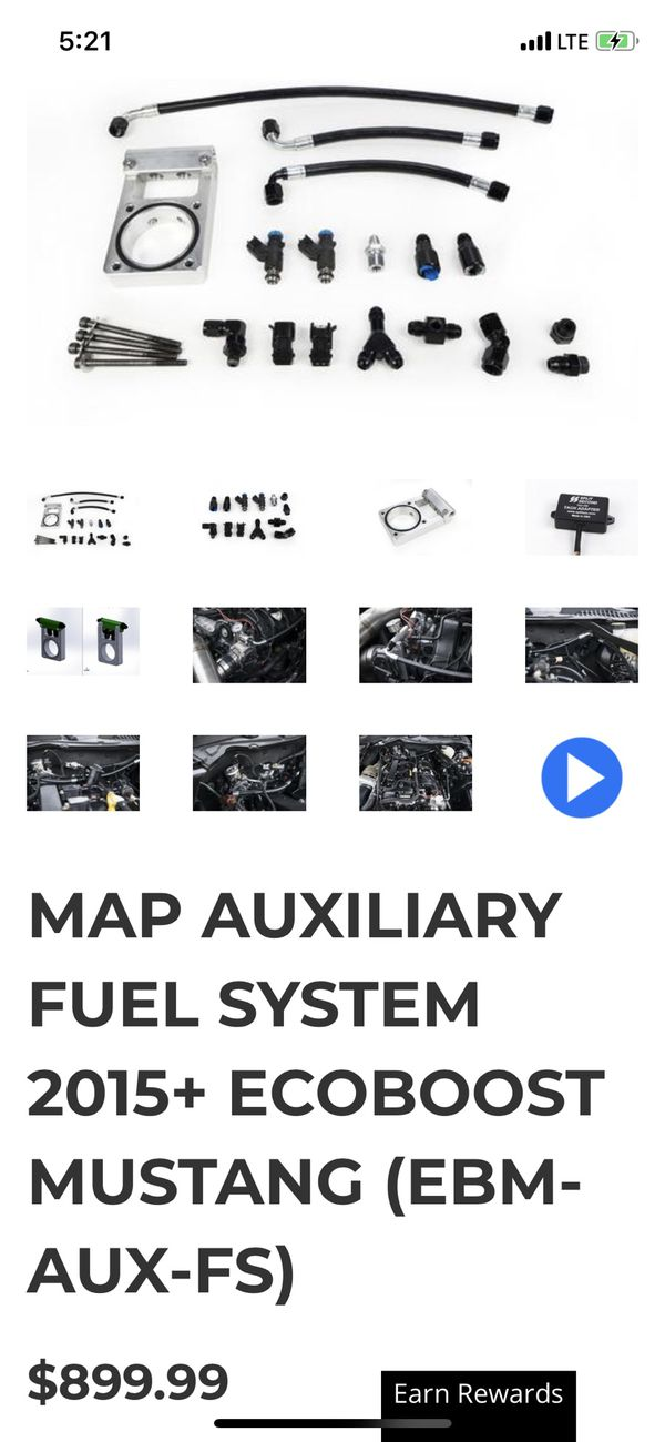 Franklin Park Illinois Map.Ecoboost Mustang Auxiliary Fuel Kit For Sale In Franklin Park Il Offerup