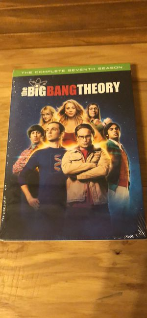 The Big Bang Theory Season 7 for Sale in Eustis, FL