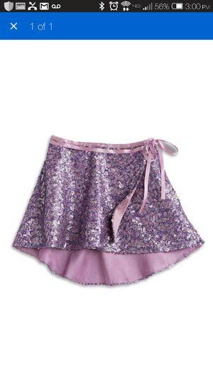 American Girl Isabella Purple Dance Skirt for Girls 14/16 for Sale in Fairfax, VA
