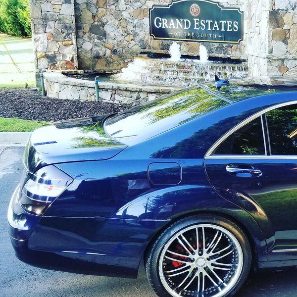 """MercedeBenz 20"""" Rims And Tire For Sale In Alpharetta, GA"""