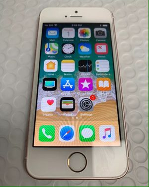 Apple iPhone SE 128GB GSM Unlocked AT&T / T-Mobile - simple mobile Sprint for Sale in Hyattsville, MD