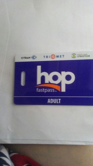 Adult Monthly September Trimet Bus Pass for Sale in Portland, OR