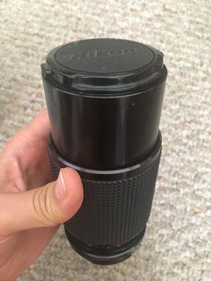 80-200mm Nikon Lens 55mm for Sale in San Francisco, CA