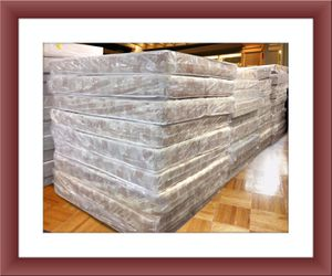 All sizes available culchones free box spring for Sale in Fairfax, VA