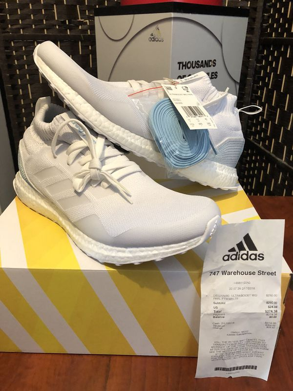064c8856e Adidas x Parley Ultra Boost Mid - Sz. 11.5 - DS     747 Warehouse Exclusive      for Sale in Los Angeles