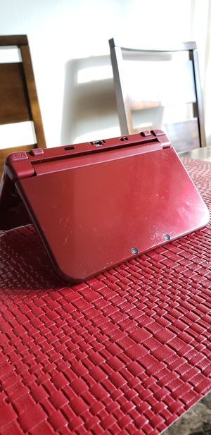 """""""New"""" Nintendo 3DS XL (Red) for Sale in Rockville, MD"""