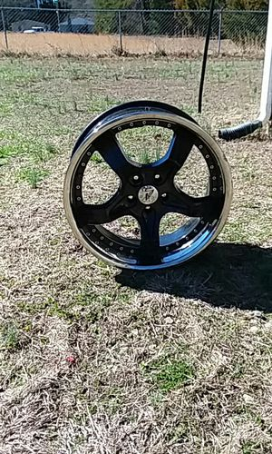 """20"""" wheels with tires 225/35/20 for Sale in Farmville, VA"""