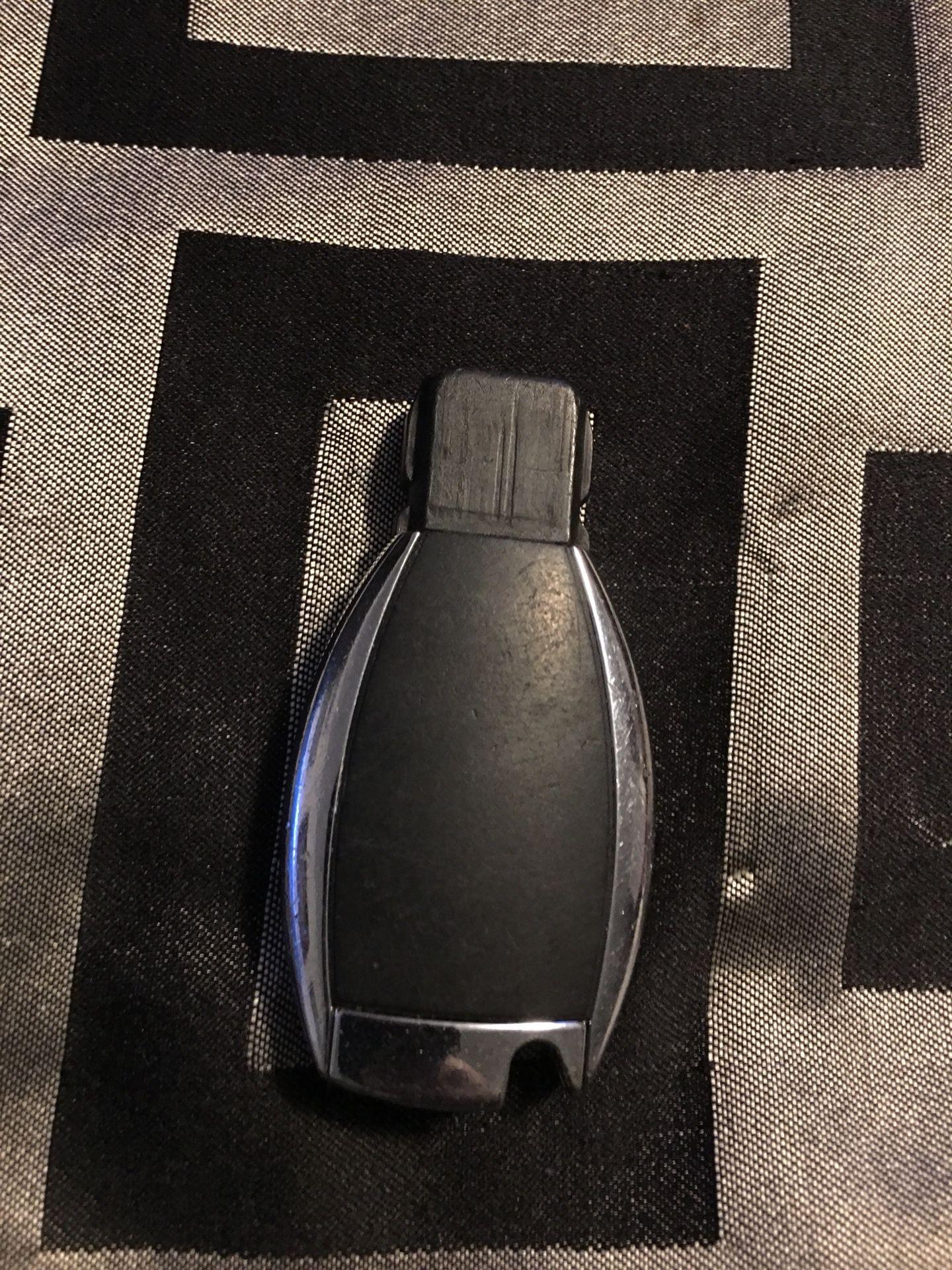 Mercedes key fob