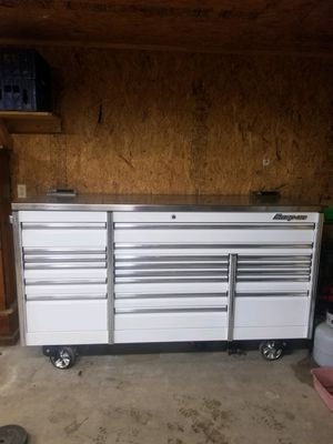 Photo Snap On 19 Drawer Tool Chest