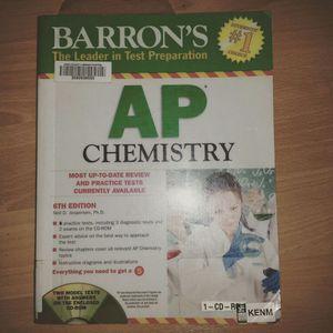 Barron's AP Chemistry for Sale in Jersey City, NJ