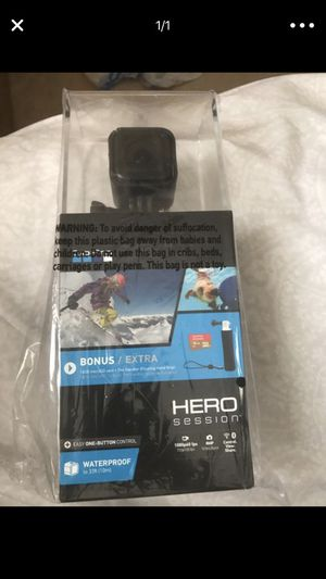 Brand new! Hero session with card and handler for Sale in Orlando, FL