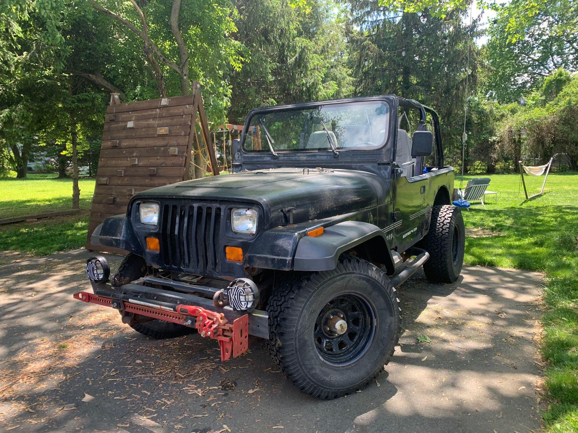 Photo 1994 Jeep Grand Cherokee