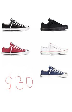 7d96c0334f9 Original 100% CONVERS kids youth boys girls sizes at Spring Valley Swapmeet